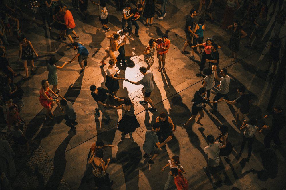 Taniec użytkowy weselny 3K Kursy Tańca Rzeszów